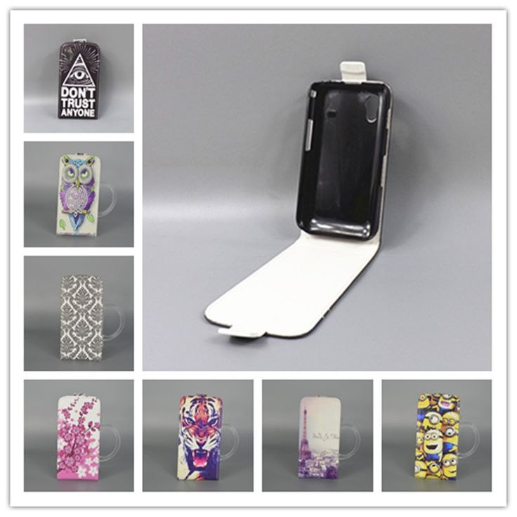 1.99$  Buy here - For Samsung Galaxy Ace S5830 GT S5830I gt-s5830i Hot Pattern Cute PrintingVertical Flip Cover Open Down/up Back Cover filp case   #buyonlinewebsite