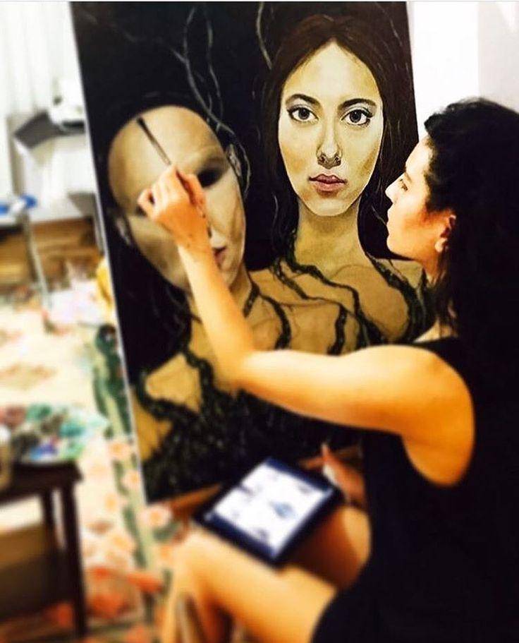 ����#contemporaryart #art #drawing #art #artist #painting #exhibition #oilpainting #sanat #work #suluboya #figure #soyut #artgallery #arts #artwork #artlover #artstudio #colours #colour #watercolors #delightful #artgallery #artgaleri #soyutgaleri http://turkrazzi.com/ipost/1522825448211804201/?code=BUiKa1HlvAp