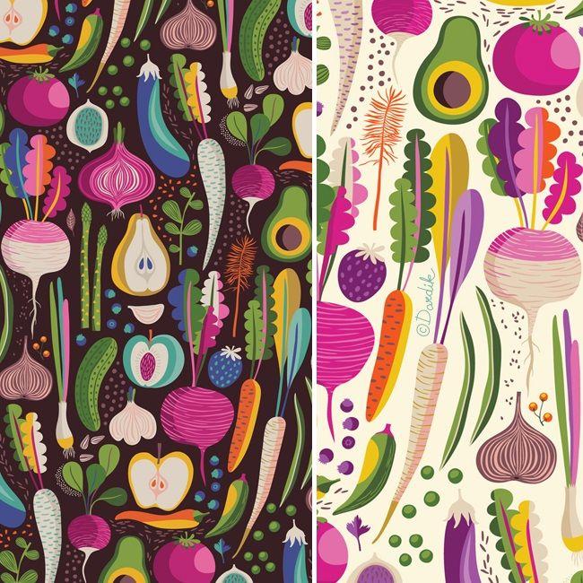 Patterns by Helen Dardik