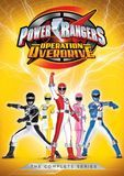 Power Rangers: Operation Overdrive - The Complete Series [DVD]