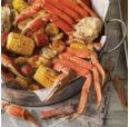 New England Style Crab Boil Recipe from HEB