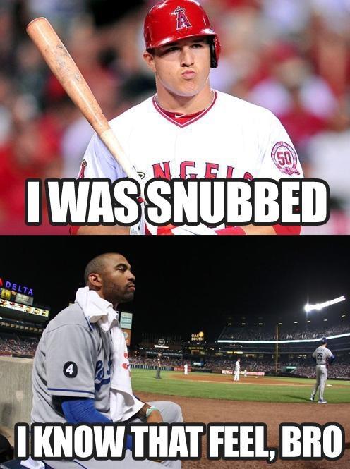 robbed! | Boys of summer | Baseball memes, Baseball ...