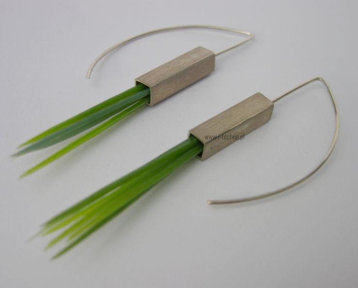 Earrings www.i-techne.pl