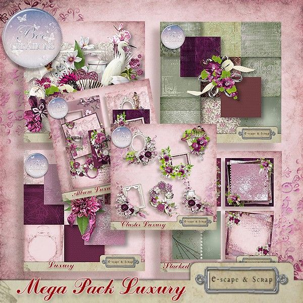 **NEW** Luxury by Bee Creation  Available @ https://www.e-scapeandscrap.net/boutique/index.php?main_page=index&cPath=113_219&zenid=fbc2d845b59e97bbe070191c1e1cbfea http://scrapfromfrance.fr/shop/index.php?main_page=index&manufacturers_id=102 http://digitalscrapdesigns.com/digitalscrapstore/index.php?main_page=index&manufacturers_id=125