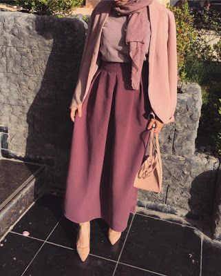 Hijab Fashion : Hijab Fashion Tendance Chic 2019 – {hawa hussein} –  #chic #fashion #Hawa #hijab…