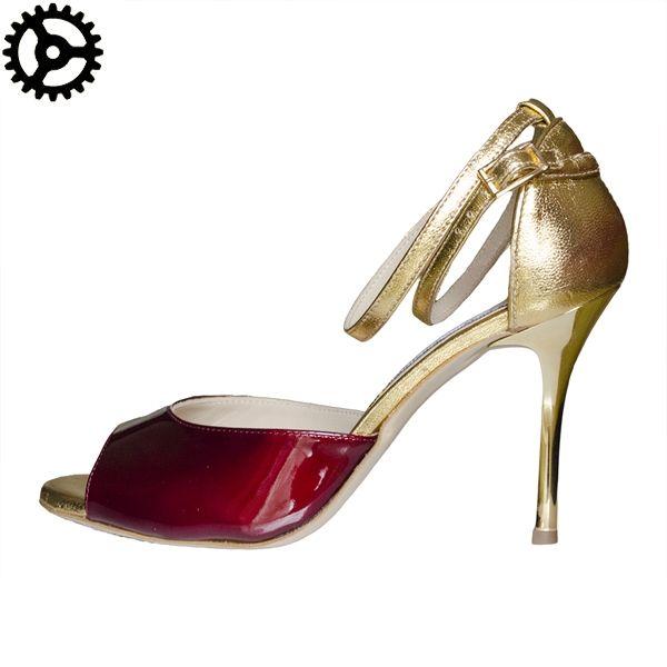 Scarpe da tango per donna made in Italy