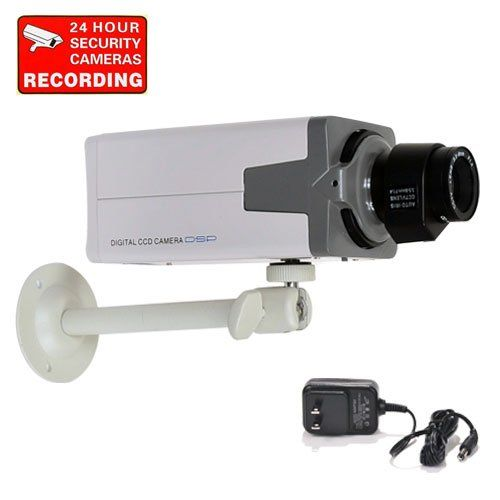 Special Offers - VideoSecu Home Video Surveillance 700TVL CCTV Body Box Security Camera Built-in 1/3 Sony Effio CCD 3.5-8mm Lens with Free Bracket and Power Supply 1DV - In stock & Free Shipping. You can save more money! Check It (March 31 2016 at 09:25AM) >> http://motionsensorusa.net/videosecu-home-video-surveillance-700tvl-cctv-body-box-security-camera-built-in-13-sony-effio-ccd-3-5-8mm-lens-with-free-bracket-and-power-supply-1dv/
