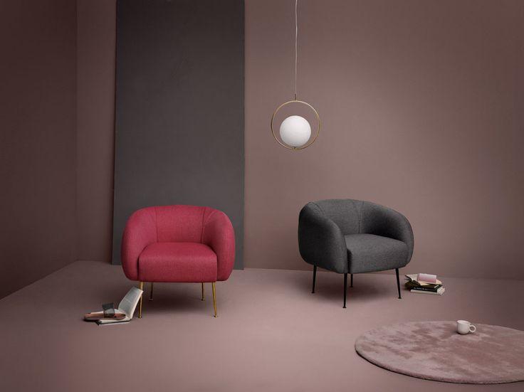 ALLIE CHAIR - pl.sofacompany.com #sofacompany #sofacompanypolska #sofa #meble #wnetrza #dekoracje #fotel #Szezlongi #allie #stylskandynawski