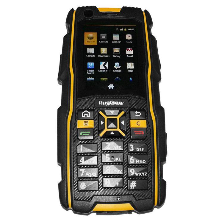 RugGear RG920 waterproof phone - Unlocked Mobile Phone