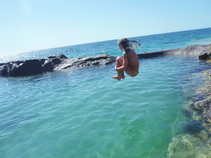 """MOST POPULAR POST!! """"1000 Steps Beach Day // Laguna"""" - a day in the natural pools at Thousand Steps Beach in Laguna, California this summer!"""