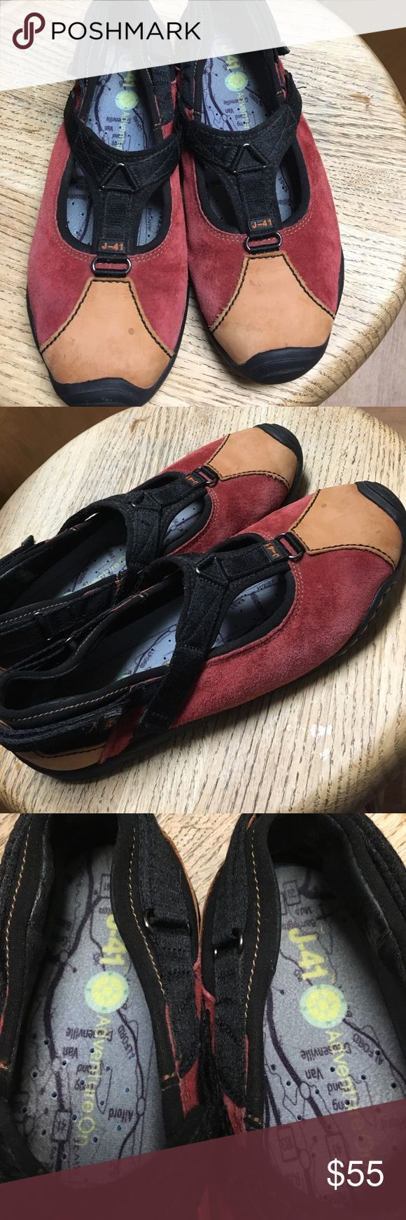 Shoes  J41  Jeep engineered traction sole size 8:5 J-41 Jeep engineered traction sole casual shoes excellent condition size 8:5 J-41 Shoes Flats & Loafers