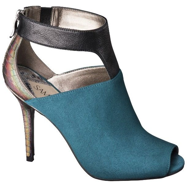 Keep it casual on top with these fierce heels!