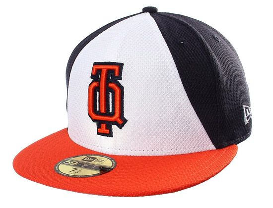 Diamond Era Tigres de Quintana Roo​ 59Fifty Fitted Cap by NEW ERA x LMB