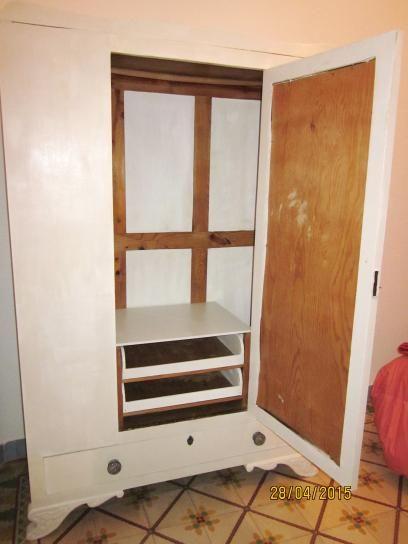 M s de 25 ideas incre bles sobre armario antiguo en - Restaurar armario antiguo ...