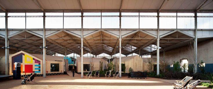 Langarita Navarro Arquitectos - Red Bull Music Academy