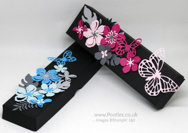 Bold Butterfly & Botanical Builder Framelits, Butterflies Thinlits - Bold Botanical Butterfly Box