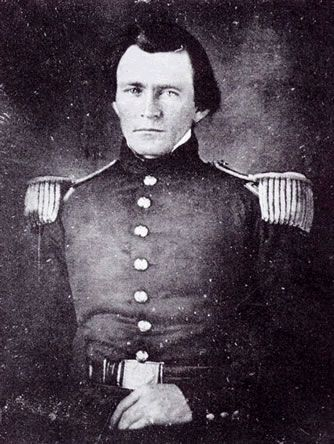First known photograph of Ulysses S. Grant.Young Ulysses, Civil Wars, Wars Photos, Southern History, American History, Vintage Photos, Ulysses Grant, Historical Photographers, United States