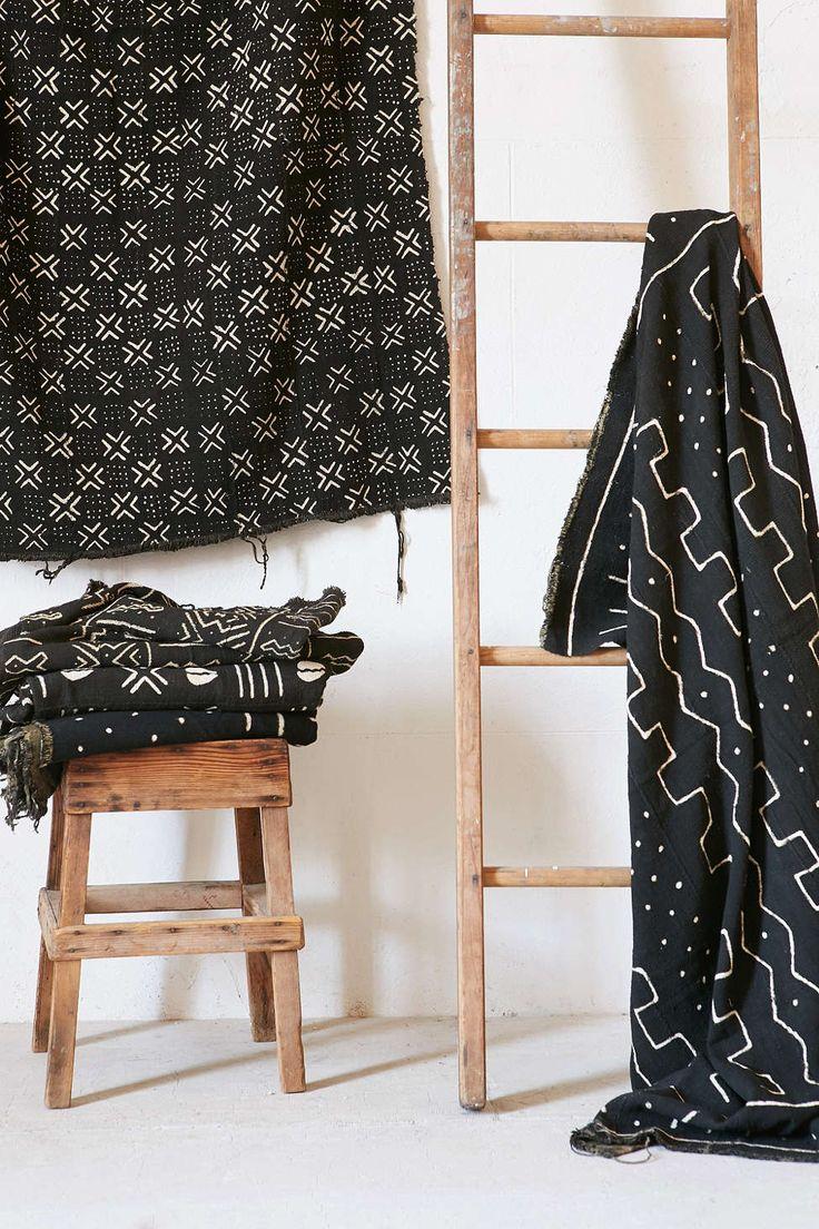 Authentic Mudcloth Textile