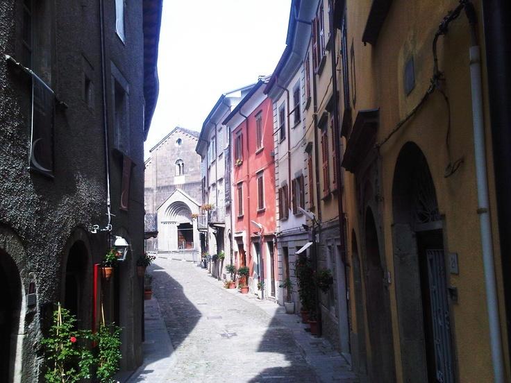 Berceto Via Francigena, Italy
