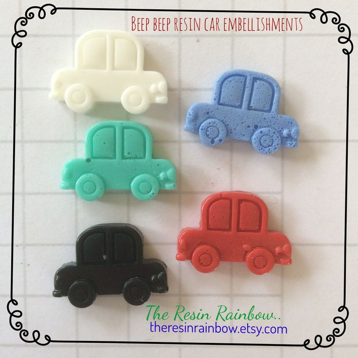 cars for that transport or boy project!