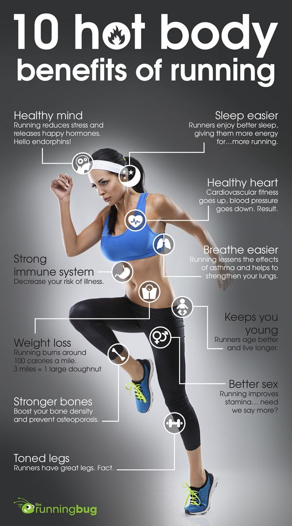 Running Benefits