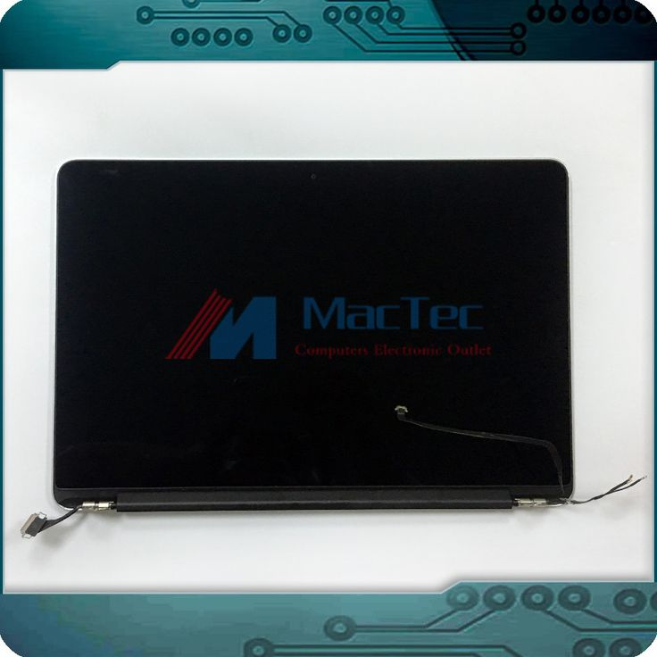 """Genuine Retina 13"""" A1502 Full Display LCD Complete Assembly for Apple Macbook Pro Retina 13.3'' A1502 Late 2013 Mid 2014"""