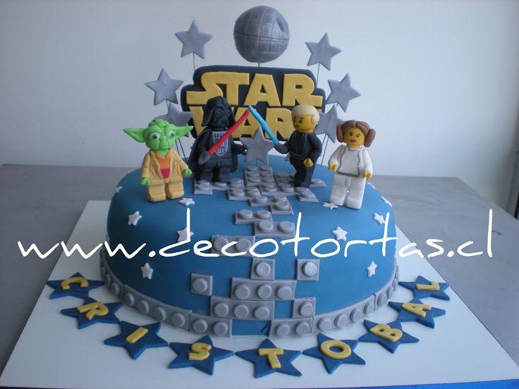 Decotortas: Lego Star Wars