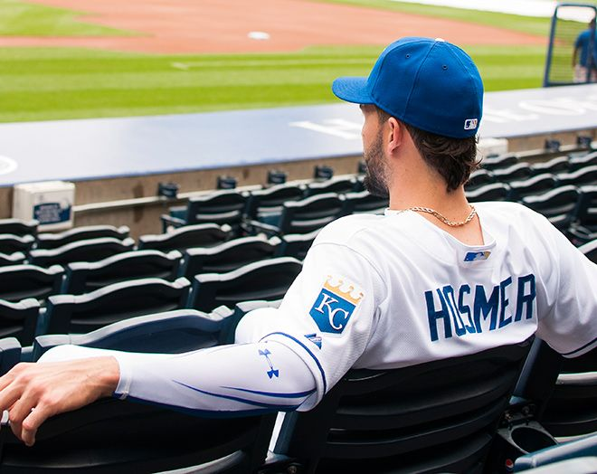 Survey all that is yours, then...#TakeTheCrown.  Go Eric Hosmer AND GO ROYALS!