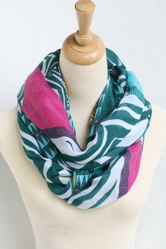 H9  Refresh Scarf Fashion Scarves Paisley Boho Scarf by HandsTime, $12.90. Pretty scarf.