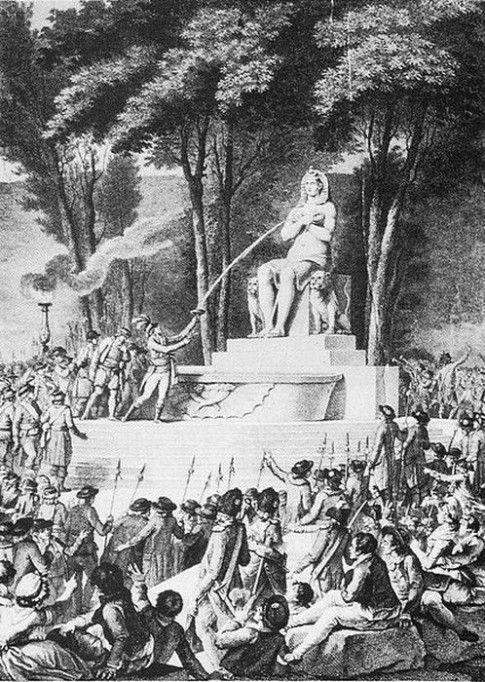 fontaine de la régénarion