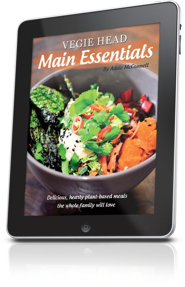 Filled with healthy, delicious plant based meals that are perfect for the whole family!  http://www.vegiehead.com/e-book.html