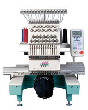 Hirsch - Tajima Embroidery Machines - Start-up Decorators