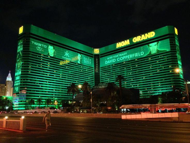 las vegas mgm hotel map