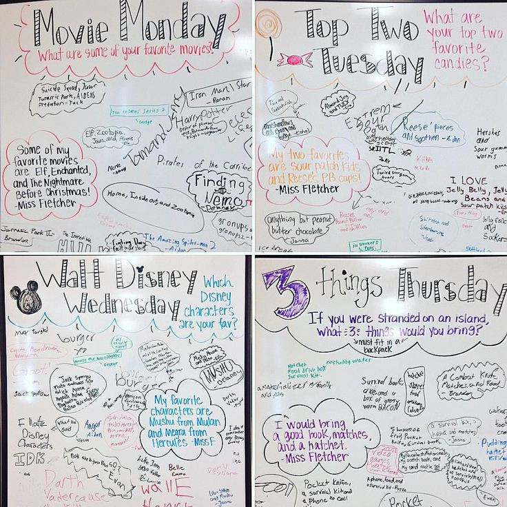 The glare on my whiteboard is the worst, but here is my week in whiteboard questions! We got the news that there is NO SCHOOL tomorrow due to a tropical storm. We are currently under a tornado watch  #moviemonday #toptwotuesday #waltdisneywednesday #threethingsthursday #5thgradeinfloridaswhiteboard #miss5thswhiteboard #whiteboard #iteachfifth #iteach5th #floridateachers