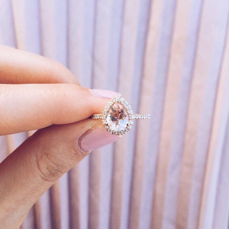17 Best ideas about Teardrop Engagement Rings on Pinterest