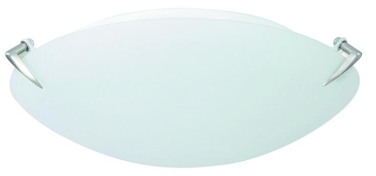 Stellar 32w T8 Circular 40cm Fluorescent in Brushed Chrome