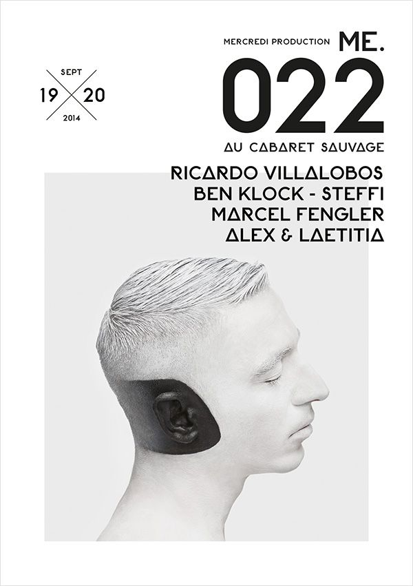 Vendredi 19 SEPTEMBRE - Cabaret Sauvage Ricardo Villalobos Laetitia & Alex…