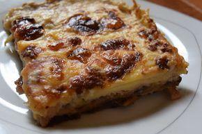 Μελιτζάνες -μπέικον -γκούντα στον φούρνο - άλλο πράγμα γεύση !!! ~ ΜΑΓΕΙΡΙΚΗ ΚΑΙ ΣΥΝΤΑΓΕΣ
