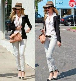 white jeans for women 12