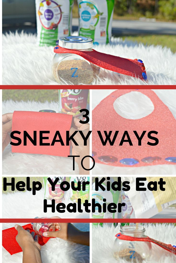 how to get kids to eat clean