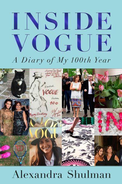 Alexandra Shulman Inside Vogue Book | British Vogue