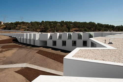 Alcácer do Sal, Portugal  House for Elderly People  AIRES MATEUS ASSOCIADOS
