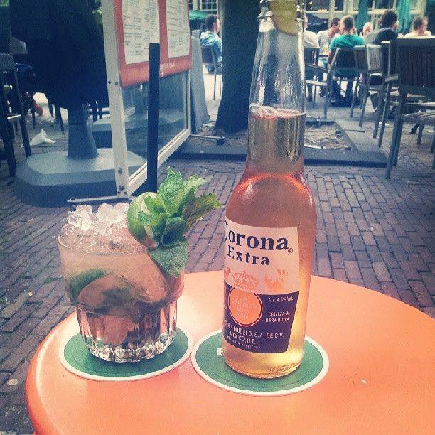 #chillings #drinking #fredendouwe @rosehrnmn