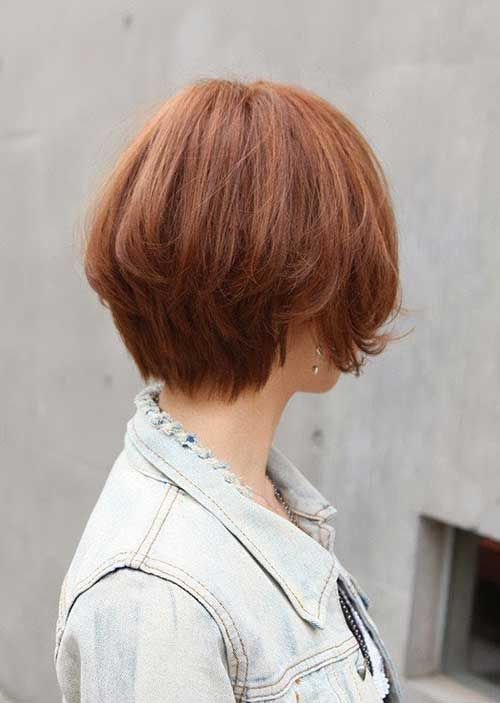 haircut back view 25 trending bob back view ideas on longer 1096