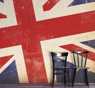 Find This Pin And More On Mood Board   Union Jack Project By Alisonw. Union  Jack Wall Mural ...