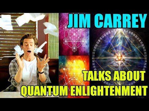 "Jim Carrey ""Freaky Shit!"" - JIM CARREY Talking About Kundalini, Sexual A..."