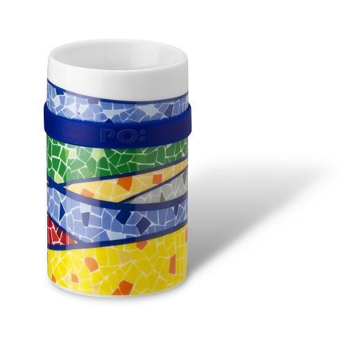 Ring Mug Barcelona Onda, www.po-selected.pl