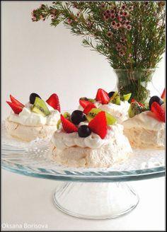 Кулинарные моменты: Мини Павлова