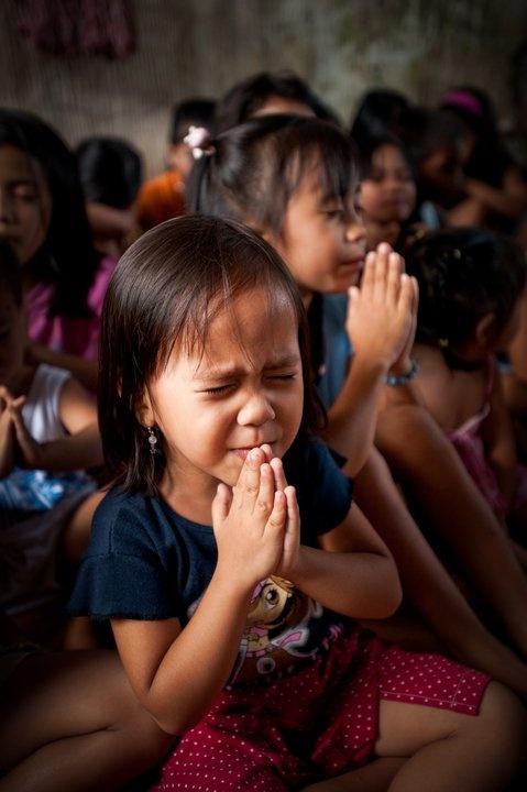 Prayers of little ones