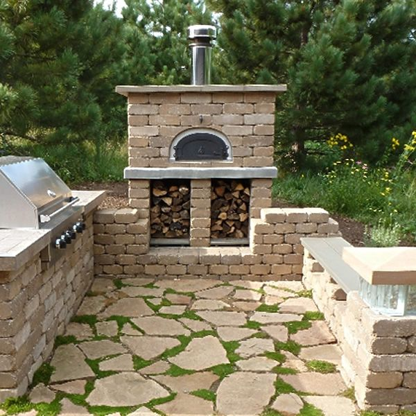 Outdoor Pizza Ovens | WoodlandDirect.com